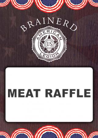 Legion-meat-raffle