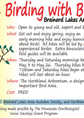 Birdwalks arb may2018 web
