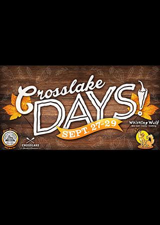 Crosslakedays 2018 calendar