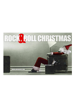 Rockrollchristmas calendar