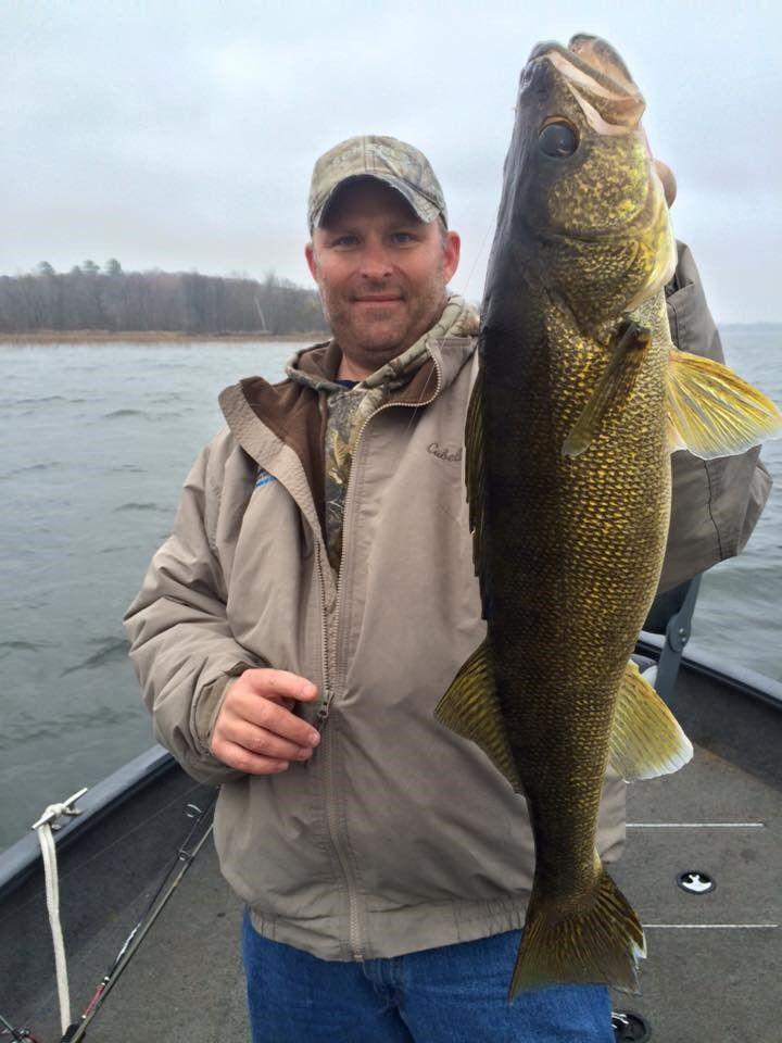 Brainerd minnesota fishing report multi species action for Minnesota fishing reports
