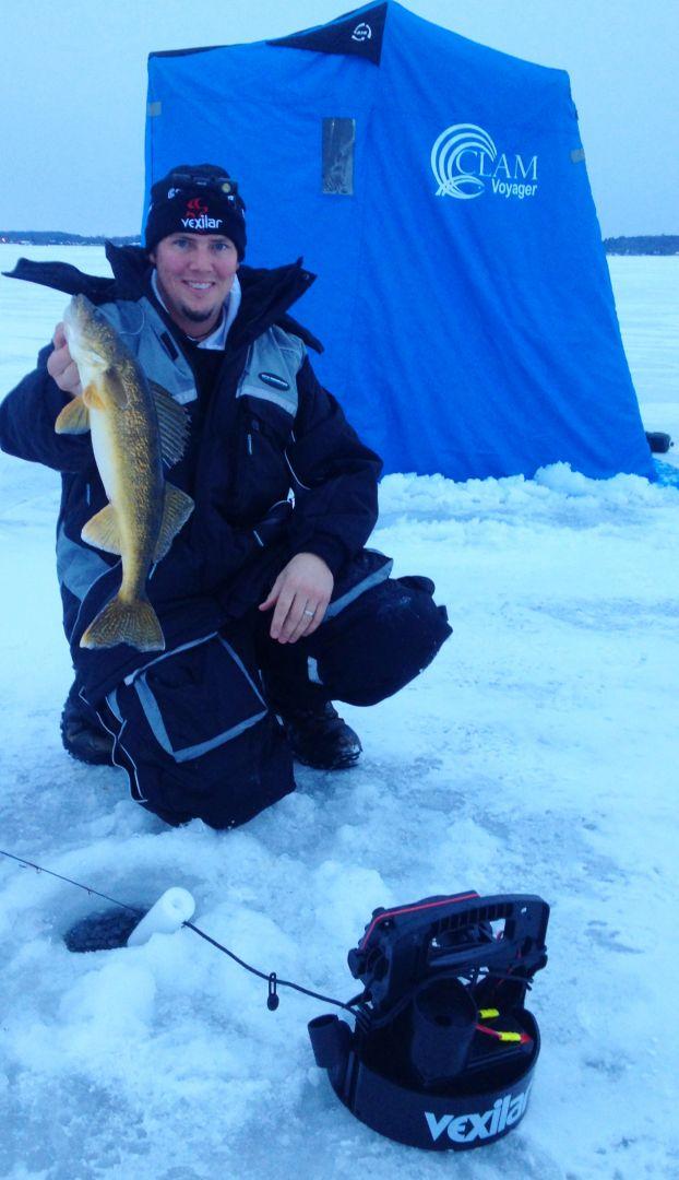 Brainerd ice fishing fishing reports brainerd mn for Fishing forecast mn