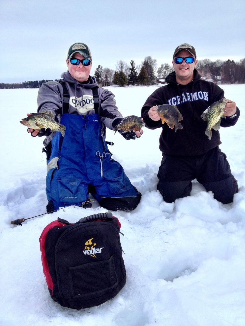 Brainerd ice fishing fishing reports brainerd mn for Ice fishing reports mn
