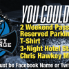 Lakes Jam is giving away three weekend packages