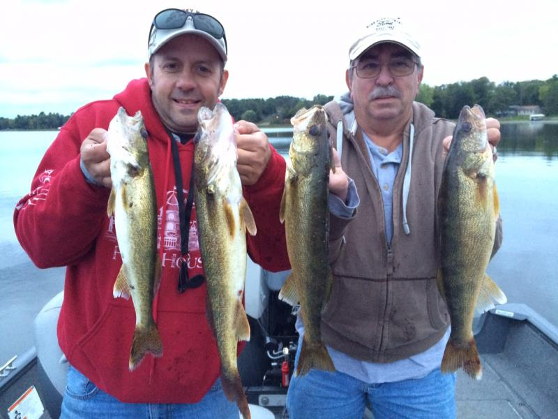 Updated brainerd minnesota fishing report gull lake for Minnesota fishing reports