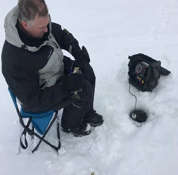Ice fishing report for Ice fishing reports